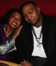 timbaland and his mother