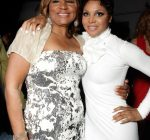 toni braxton and her mother