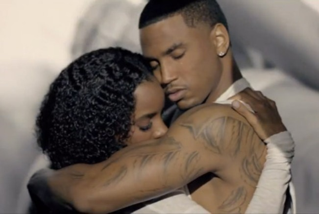 trey songz and kelly rowland