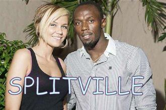 Splitville: Usain Bolt And Lubica Slovak Split [DETAILS]