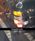 50 bulletproof SUV