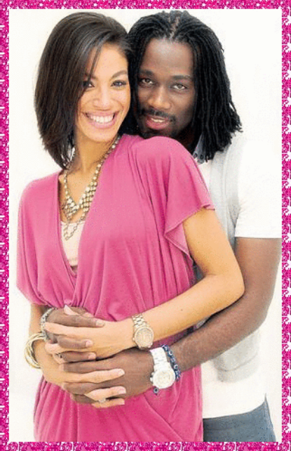 Chino and Yendi Phillipps