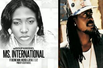 "DJ SoupaModel Teams With Beenie Man On ""Ms. International"" [Audio]"