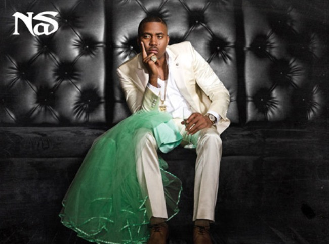 Nas Life Is Good cover artwork