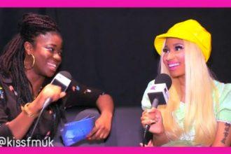 Nicki Minaj Talks Her First Big Tour, Big Surprise For Fans [Video]