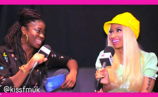 Nicki Minaj UK interview