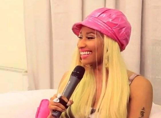 Nicki Minaj UK interview