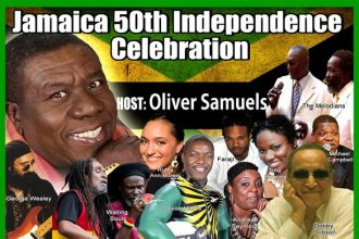 Oliver Samuels Jamaica50 NY Festival