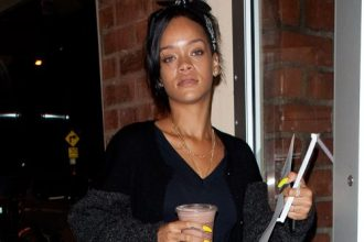 Rihanna's Dad Say She Needs A Break, Worries About Her Hard Partying