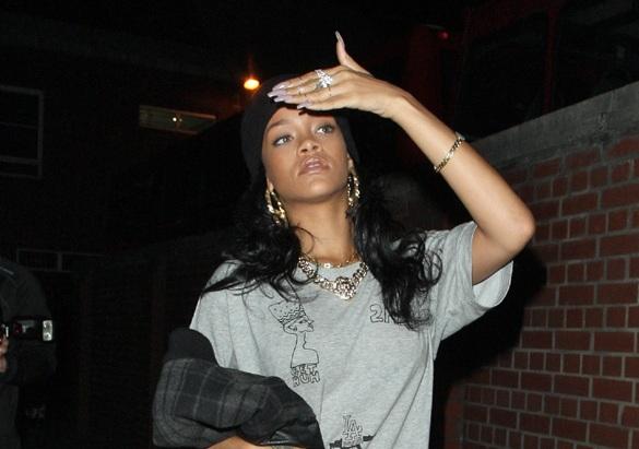 "Rihanna Cast In Animated Film ""Happy Smekday"" [DETAILS]"