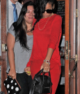 Rihanna red outfit 3