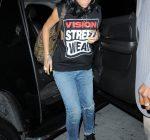Rihanna street wear