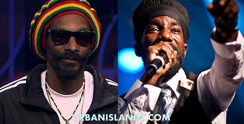 Snoop Dogg and Sizzla