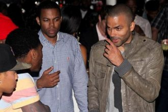 NBA Star Tony Parker Sues W.i.P For $20 Million Over Chris Brown & Drake Fight [DETAILS]