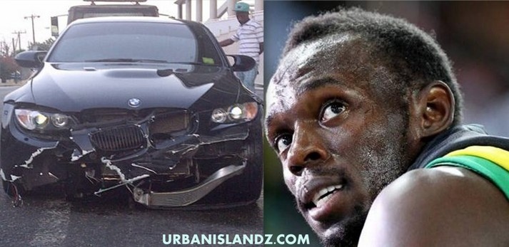 Usain Bolt Accident