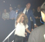beyonce watch the throne