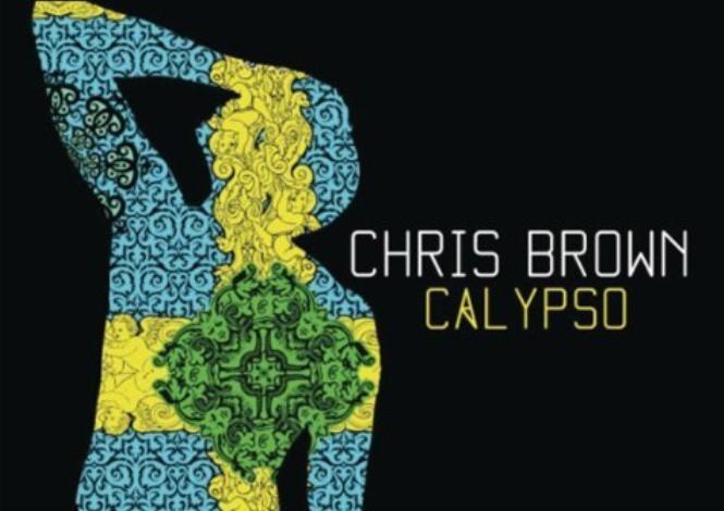 chris brown calypso artwork