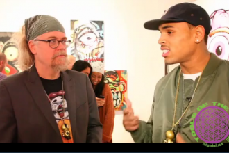 Chris Brown Does First Interview Since The Start Of 2012 [Video]