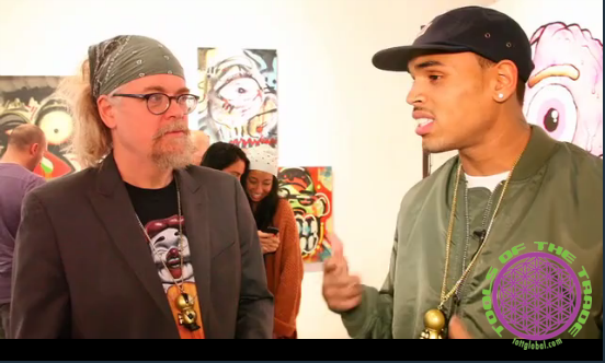 chris brown interview 2012
