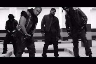 VIDEO: Kanye West Ft. Big Sean, Pusha T, 2 Chainz – Mercy