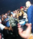 kim kardashian and beyonce watch the throne 1