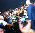 kim kardashian and beyonce watch the throne 1