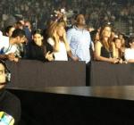 kim kardashian and beyonce watch the throne 2