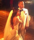 meagon good and devon franklin wedding