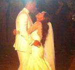 meagon good and devon franklin wedding 2012