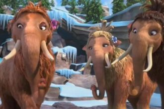 "Nicki Minaj And Drake Makes A Mammoth Appearance In ""Ice Age: Continental Drift"""