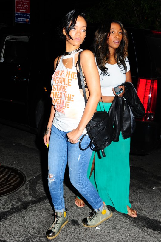 rihanna and melissa forde urban islandz. Cars Review. Best American Auto & Cars Review