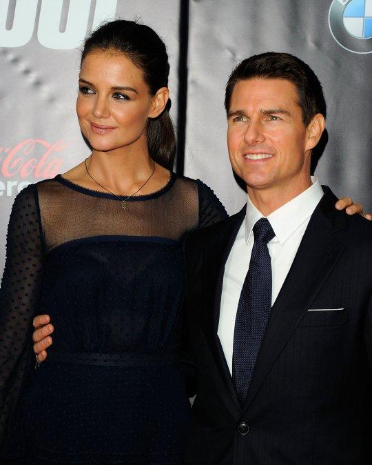 tom cruise and wife ka...