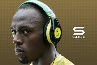 Usain Bolt Teams With SOUL On New Headphone Line