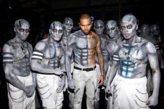 Chris Brown Performance At BET Awards 2012 [Video]