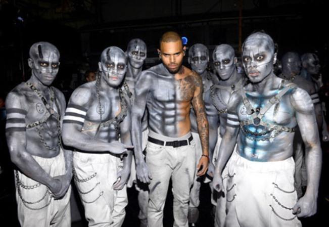 Chris Brown BET Awards