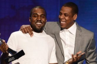 Jay-Z Interrupts Kanye West At The BET Awards, Hilarious [Video]