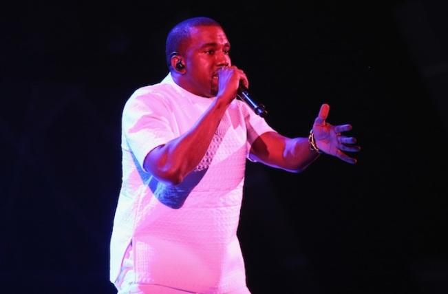 Kanye West BET Awards 2012