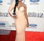 LOLA MONROE BET Awards 2012