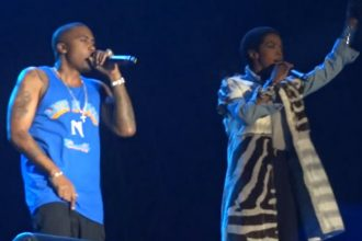Nas Surprises With Lauryn Hill At Switzerland Concert [Video]