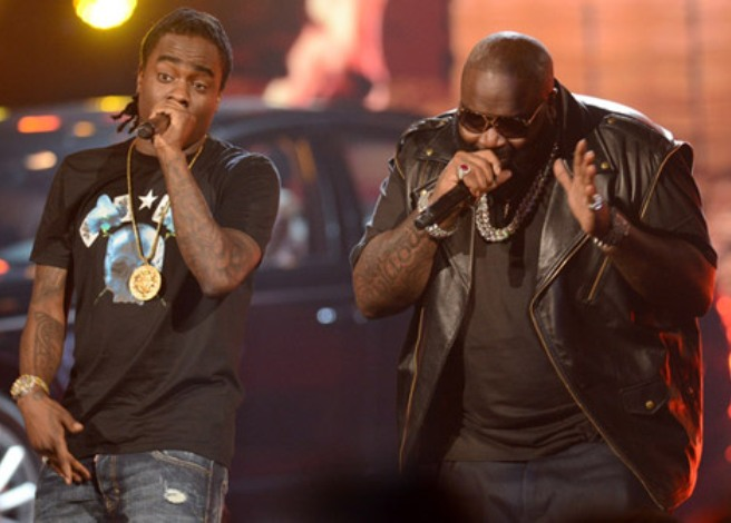 MMG rick ross and wale