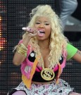 Nicki Minaj wireless Festival 1