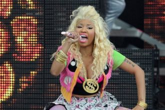Nicki Minaj Added To 'Today' Concert Series