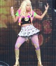 Nicki Minaj wireless Festival 2012