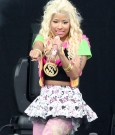Nicki Minaj wireless Festival London