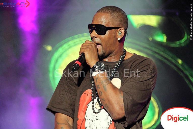 R Kelly Reggae Sumfest
