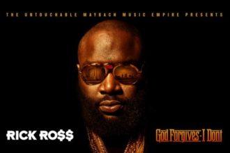 "Rick Ross Reveals ""God Forgives, I Don't"" Tracklisting"