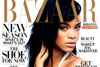 Rihanna Sizzles In Harper's Bazaar, Says She Is Afraid To Love Again [Photo]