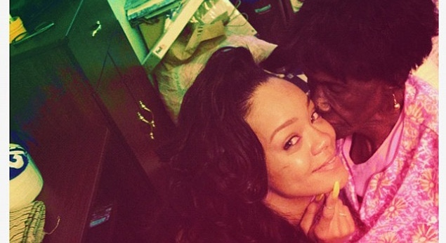 Rihanna gran gran Clara Dolly Brathwaite
