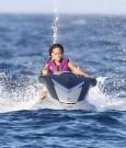 Rihanna jet ski
