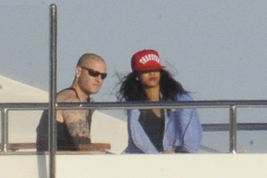 Rihanna new man